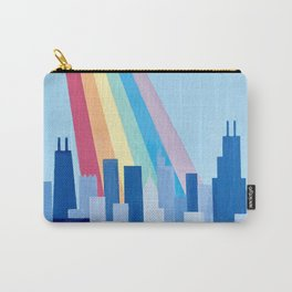Bless This City Carry-All Pouch