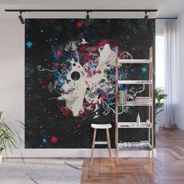 Cosmic Wolves  Wall Mural