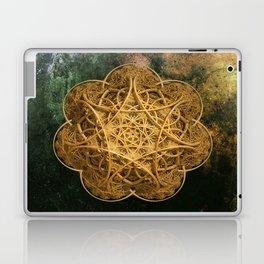 Celtic Gold Laptop & iPad Skin