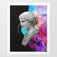 Cerg Art Print