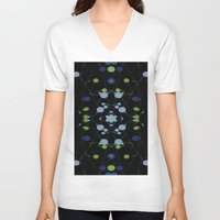 interstellar V-neck T-shirts featuring Interstellar by writingoverashes