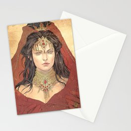 10: The Lady Morgana Stationery Cards