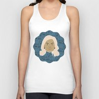 parks and recreation Tank Tops featuring Leslie Knope - Parks and recreation by Kuki