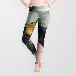 Pebble Abstract Leggings