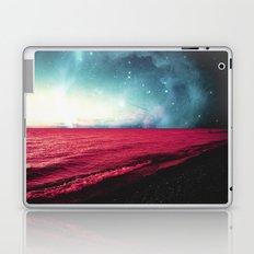 Neptune's Shores Laptop & iPad Skin
