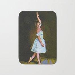 Dance Recital Bath Mat