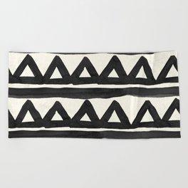 Chevron Tribal Beach Towel