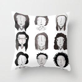 OITNB Throw Pillow