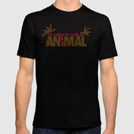 Animal Grunge Jam T-shirt