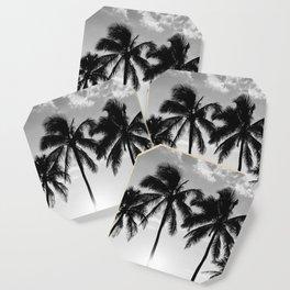 Hawaiian Palms II Coaster