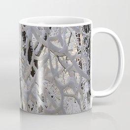 Golden Snow Coffee Mug