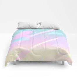 Pastel Sky Comforters