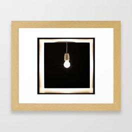lightroom Framed Art Print