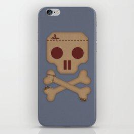 Paper Pirate iPhone Skin