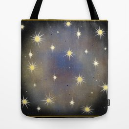Multi-Burst Tote Bag