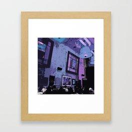 "Gloria J Zucaro's ""The Meeting Place"" Framed Art Print"