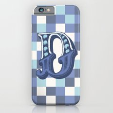 Letter D iPhone 6s Slim Case