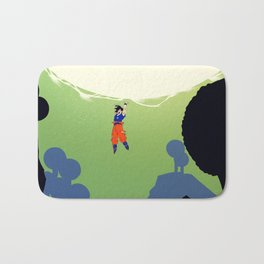 Believe in Goku Bath Mat