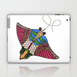Colorful Stingray Laptop & iPad Skin
