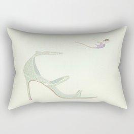 Shoes 3 Rectangular Pillow