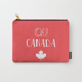 Oh! Canada Carry-All Pouch