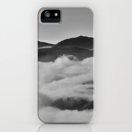 Inversion on Helvellyn iPhone Case