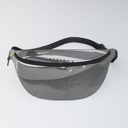 retro old Wing your way with ANA poster Fanny Pack