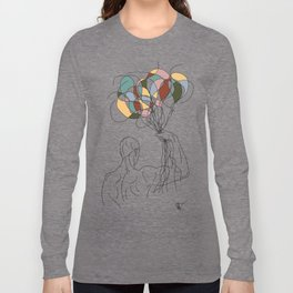 Invincible Power of Imagination Long Sleeve T-shirt