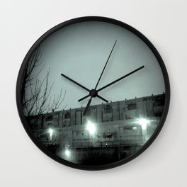 OLD PORT Wall Clock
