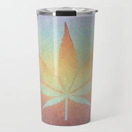 Cannabis sativa Travel Mug