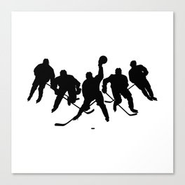 #TheJumpmanSeries, The Mighty Ducks Canvas Print