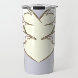 s1 heart Travel Mug
