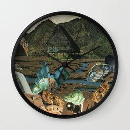 Fishmen Wall Clock