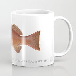 Common Coral Trout Coffee Mug
