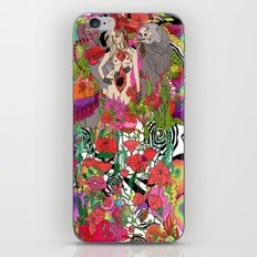 We'll Take Care of You iPhone & iPod Skin