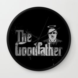 The Good Father for fathers days iPhone 4 4s 5 5c 6, pillow case, mugs and tshirt Wall Clock