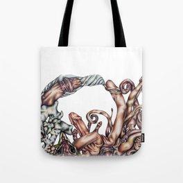 """Sexually Liberated Unicorn Trap"" Tote Bag"