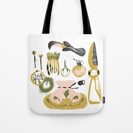 Dryad grooming kit Tote Bag