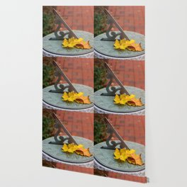 Sun Clock Wallpaper
