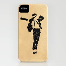 Moves Like Jackson (MOVE LIKE COLLECTION) iPhone (4, 4s) Slim Case