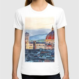 Firenze Cathedral T-shirt