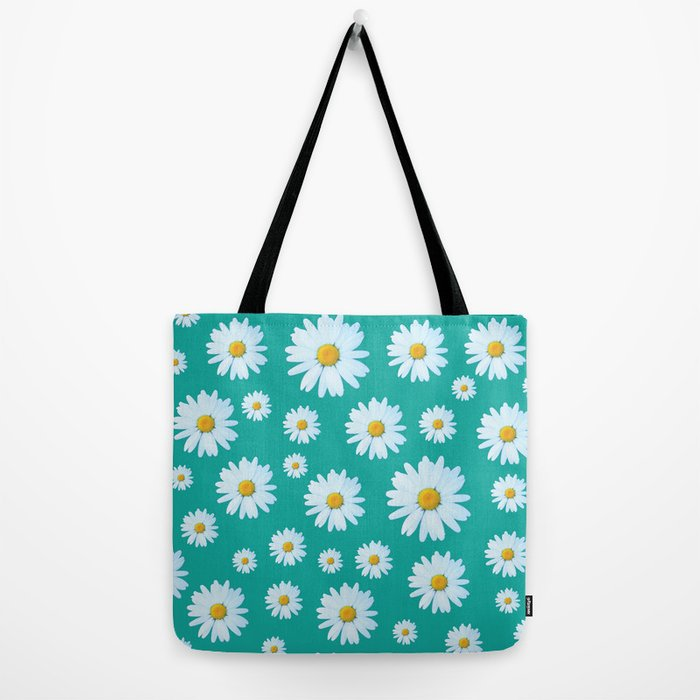 Dozens of Daisies Tote Bag