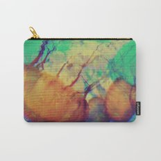 aquatic waveform Carry-All Pouch