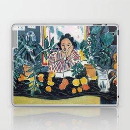 Interior with Etruscan Vase - Henri Matisse - Exhibition Poster Laptop & iPad Skin