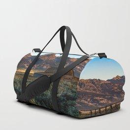 Wyoming - Moulton Barn and Grand Tetons Duffle Bag