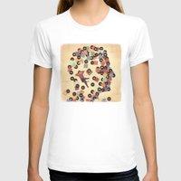 vinyl T-shirts featuring Vinyl by Davide Bonazzi