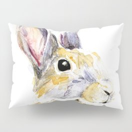 Hare Bunny Pillow Sham