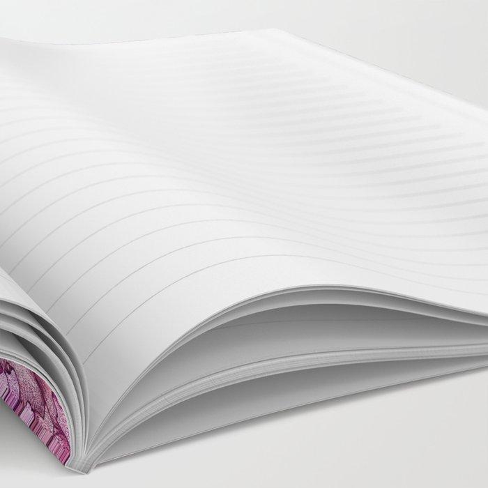 Pink Vintage Florals Notebook