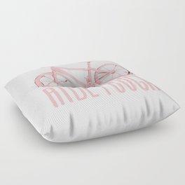 Ride Tough Floor Pillow