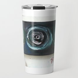 blck holes decaying souls Travel Mug